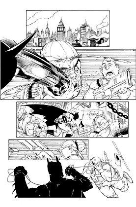Batman: Arkham Knight #1/Page 11     SOLD