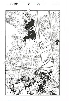 X-Men #68/Page 13