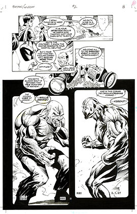Batman/Wildcat #2/Page 8