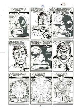 Adventures of Superman #456/Page 6     SOLD