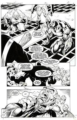 Batman/Wildcat #2/Page 2