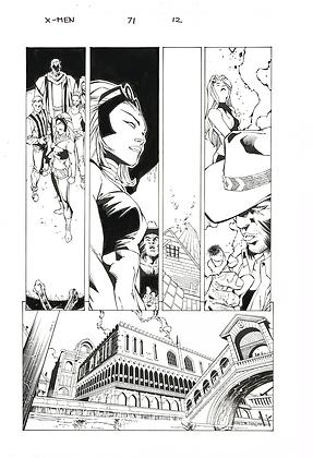 X-Men #71/Page 12