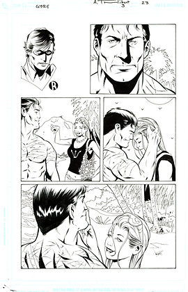 Batman: Widening Gyre #3/Page 23