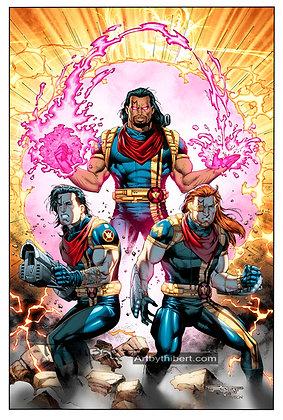 X-men Reimagined #282 cover