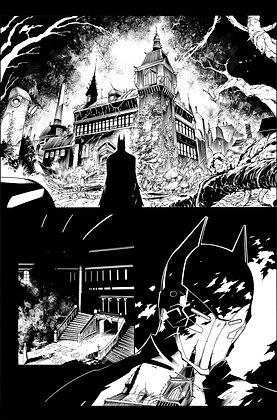 Batman: Arkham Knight #1/Page 20     SOLD