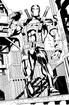 Savage Hawkman #10/Page 20