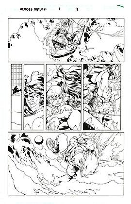 Heroes Return #1/Page 4