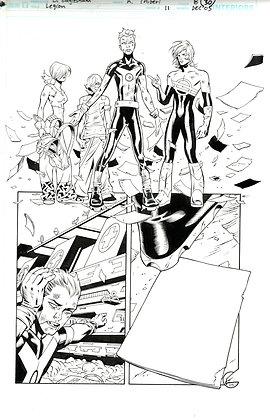 Legion of Superheroes #11/Page 8(30)