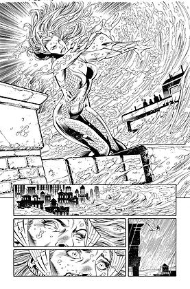 Aquaman #15/Page 5        SOLD