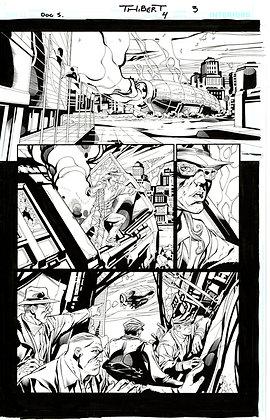 Doc Savage #4/Page 3