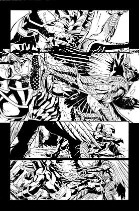 Savage Hawkman #10/Page 9
