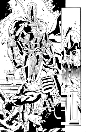Deathstroke #5/Page 15         SOLD