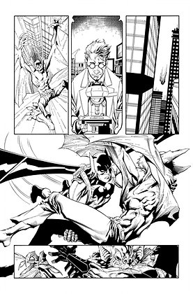 Detective Comics #26/Page 6     SOLD