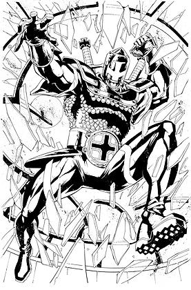 Savage Hawkman #11/Page 5