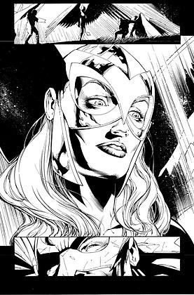 Savage Hawkman #12/Page 20