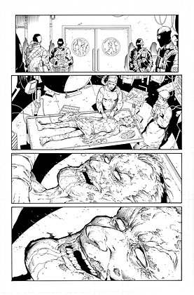 Batman: Arkham Knight #1/Page 9    SOLD