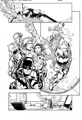 Outsiders & Batman #1/Page 18