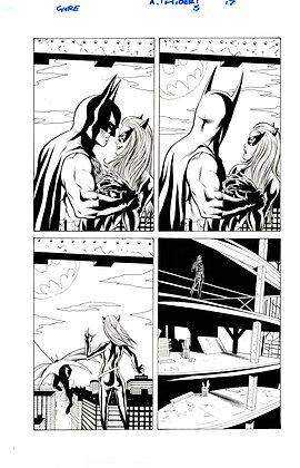 Batman: Widening Gyre #5/Page 17     SOLD