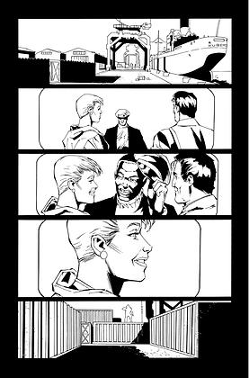 Savage Hawkman #10/Page 19