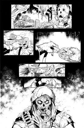 Batman: Arkham Knight #1/Page 25   SOLD