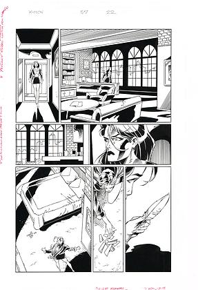 X-Men #57/Page 22
