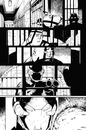 Batman: Arkham Knight #4/Page 30    SOLD