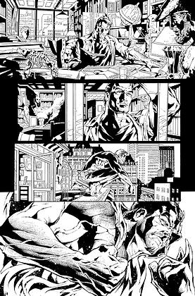 Savage Hawkman #9/Page 1