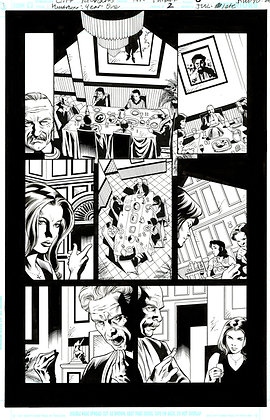 Huntress #2/Page 8