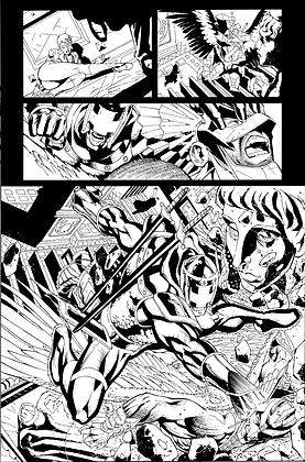 Savage Hawkman #11/Page 11