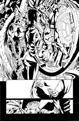 Savage Hawkman #12/Page 13