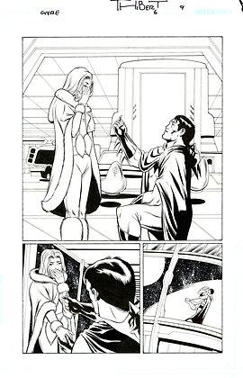 Batman: Widening Gyre #6/Page 9      SOLD