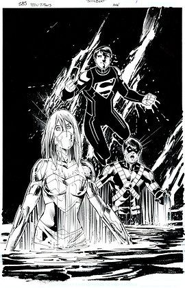 Teen Titans Annual #1/Page 1