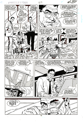 Adventures of Superman #468/Page 16