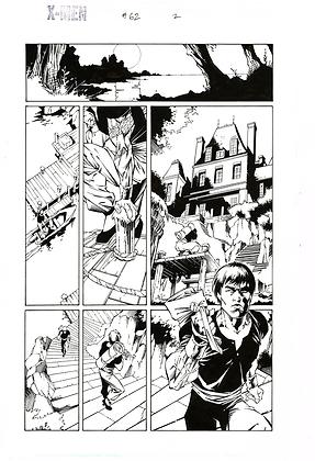 X-Men #62/Page 2