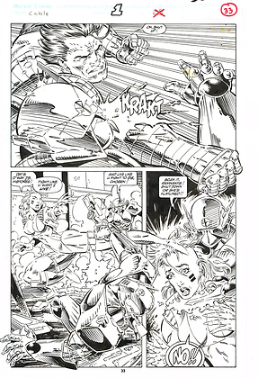 Cable #1/Page 33