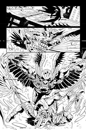 Savage Hawkman #15/Page 5