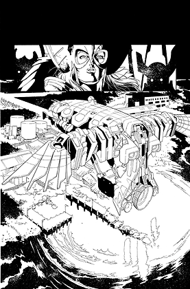 Savage Hawkman #15/Page 17