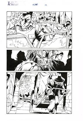 X-Men #63/Page 12