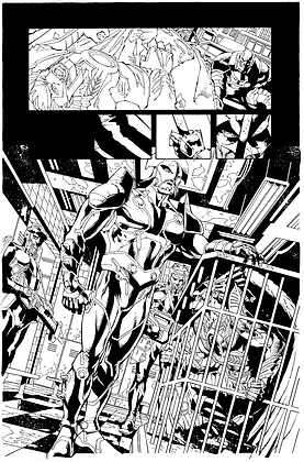 Savage Hawkman #9/Page 18