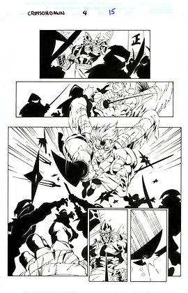 Crimson Dawn  #4/Page 15