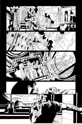 Savage Hawkman #0/Page 6