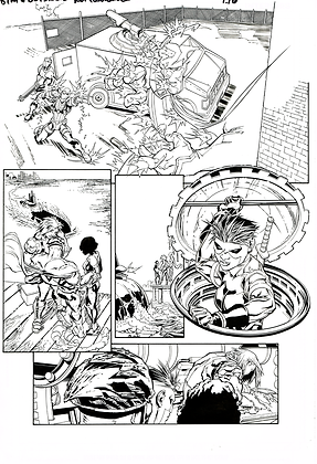 Outsiders & Batman #1/Page 16