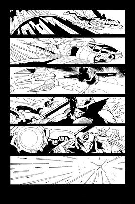 Savage Hawkman #0/Page 19