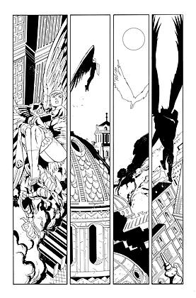 Savage Hawkman #11/Page 16