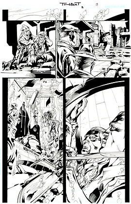 Doc Savage #2/Page 3