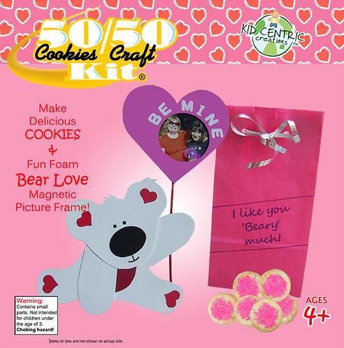 Bear Love Magnet & Picture Frame