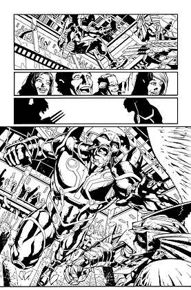Savage Hawkmand #10/Page 8
