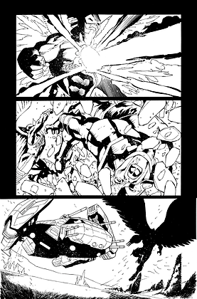 Savage Hawkman #13/Page 16