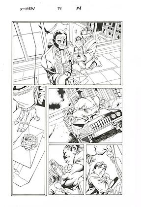 X-Men #71/Page 14