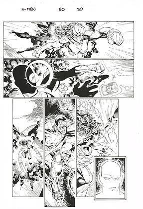 X-Men #80/Page 30